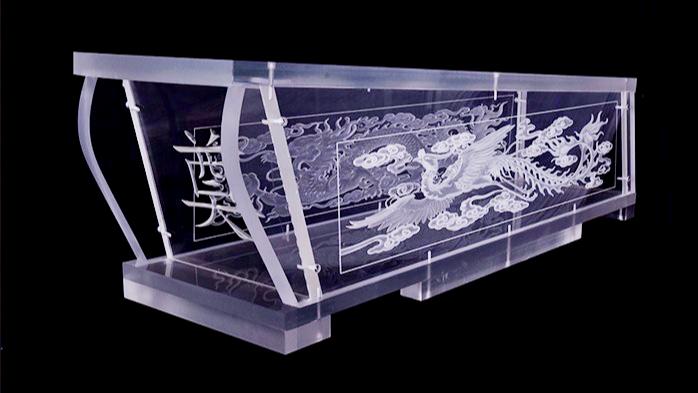 """吉远冰棺告诉您""""水晶棺""""的历史由来"""