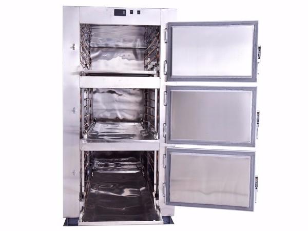 吉远冰棺的3门太平柜