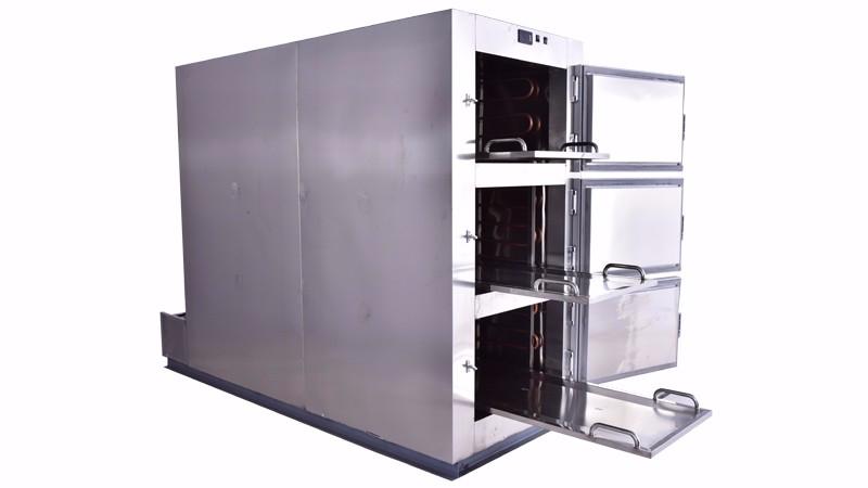 三屉太平柜JYFT-3型