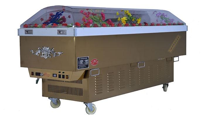 """吉远冰棺告诉您为什么总是提醒大家要清理""""水晶棺散热器""""呢"""