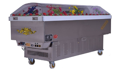 """吉远冰棺告诉您""""电冰棺""""是怎么制冷的,都有哪些优点?"""